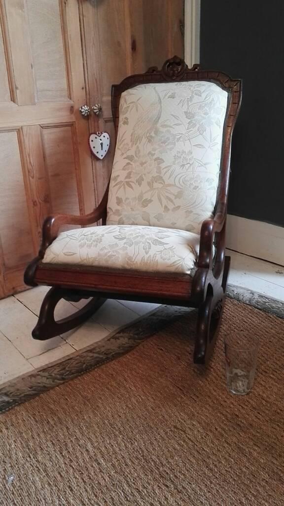 Antique nursing rocking chair - Antique Nursing Rocking Chair In Tadcaster, North Yorkshire Gumtree