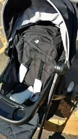 Joie Travel system. Pram & car seat