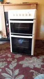 Below cooker