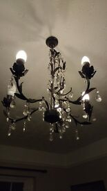 John Lewis Medium chandelier for bedroom, living room or bedroom