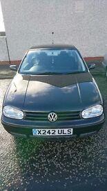 2000 Volkswagen Golt 2.0 GTI For Sale
