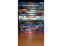 Bundle of DVDs for sale