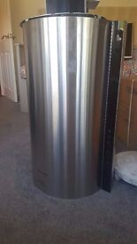 *Still available*make me an offer**Silver/chrome hotpoint island extractor hood