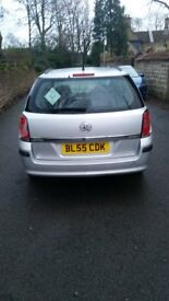 Vauxhall astra estate life cdti OPEN TO OFFERS