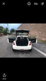 Mini 1.4 2010 petrol white