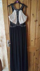Stunning maxi dress size 12
