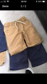 Boys next shorts age 7