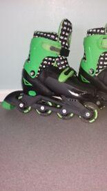Boys size 13-3 skates