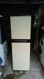 Electrolux ER 7827 b upright free standing fridge freezer 60/40 split