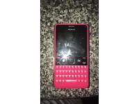 Nokia Asha 210 HOT PINK