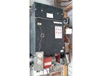 Combi Boiler oil fuel