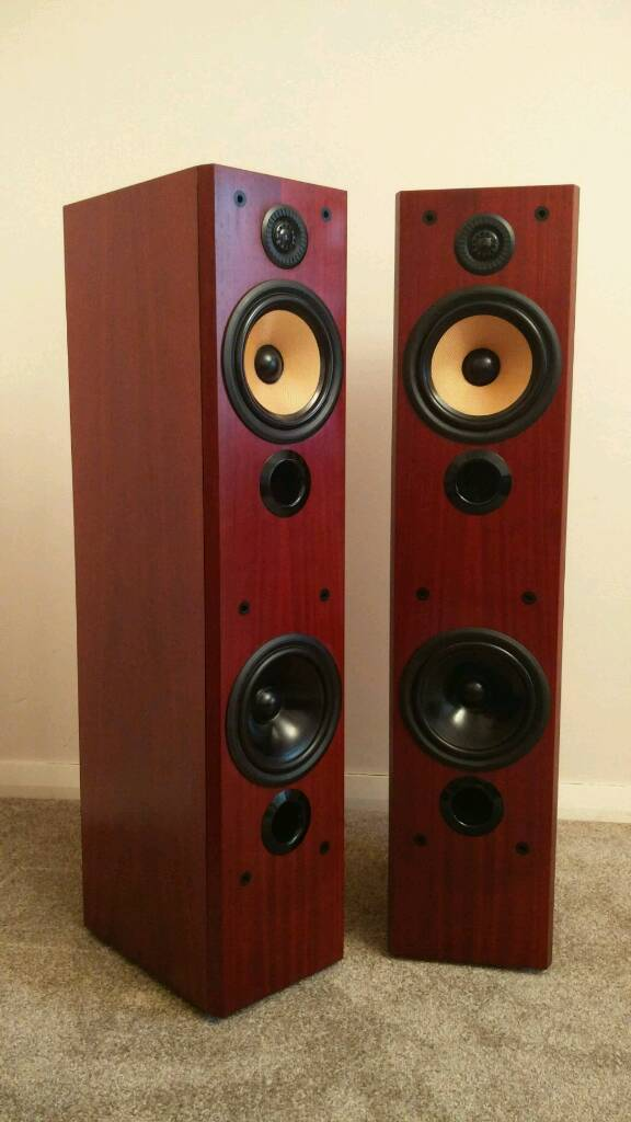 speakers b w p5 in glenfield leicestershire gumtree. Black Bedroom Furniture Sets. Home Design Ideas