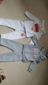 Girls clothes bundle 1-1.5