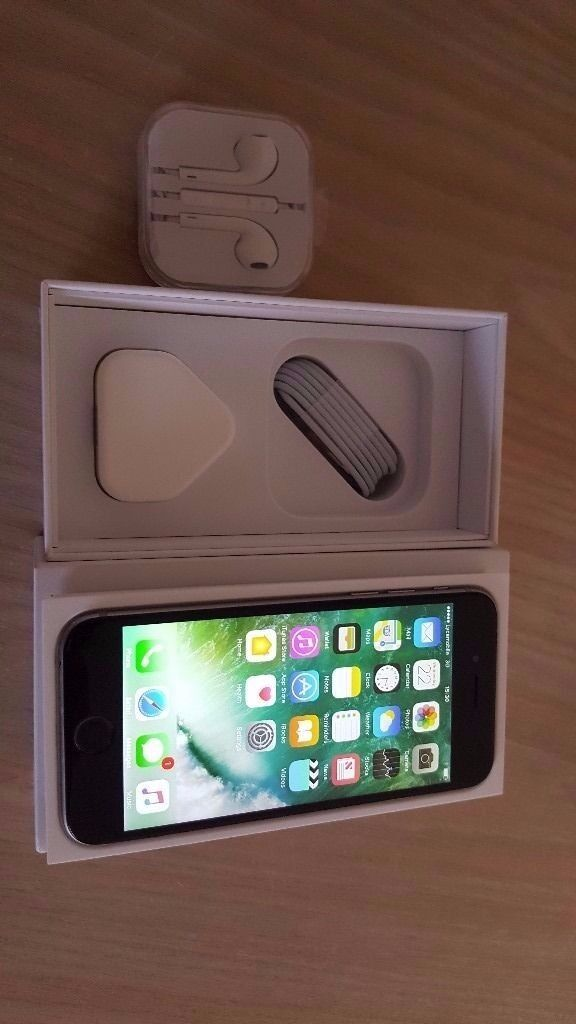 iPHONE 6 UNLOCKED FULLY WORKING SEALED ACCESSORIES 16 GB GREY ONLY220in Redbridge, LondonGumtree - iPHONE 6 FOR SALE 1 YEAR OLD BUT WORKS LIKE NEW 16 GB SPACE GREY GOOOD CONDITION FACTORY UNLOCKED BOX AND SEALED ACCESSORIES FULLY WORKING ONLY £220 QUICK SALE NO OFFERS THANK YOU