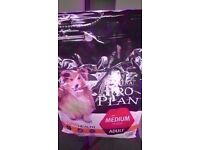 Purina Pro Plan- Medium- Adult with Optihealth Dry Dog Food Rich in Chicken 9kg