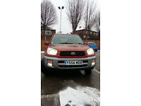 Toyota Rav 4 - now £100 reduced for quick sale