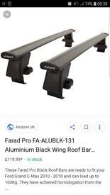 aluminium roof bar s