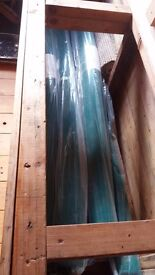 5 rolls of fencing nets 20mx2m high each suitable for privacy on sites or at homes