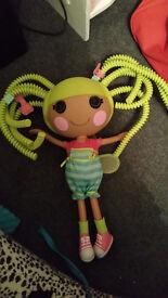 lala loopsy Silly Hair Doll