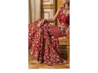 Asian/Indian/bridal lengha wedding dress
