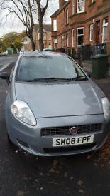 2008 Fiat Punto Grande Active 1.2L