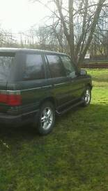 Range Rover 2.5 DHSE Autobiography