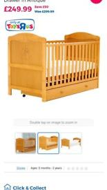 Winnie The Pooh Toodler Cotbed