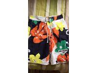 Brand new Hollister swim shorts - Small