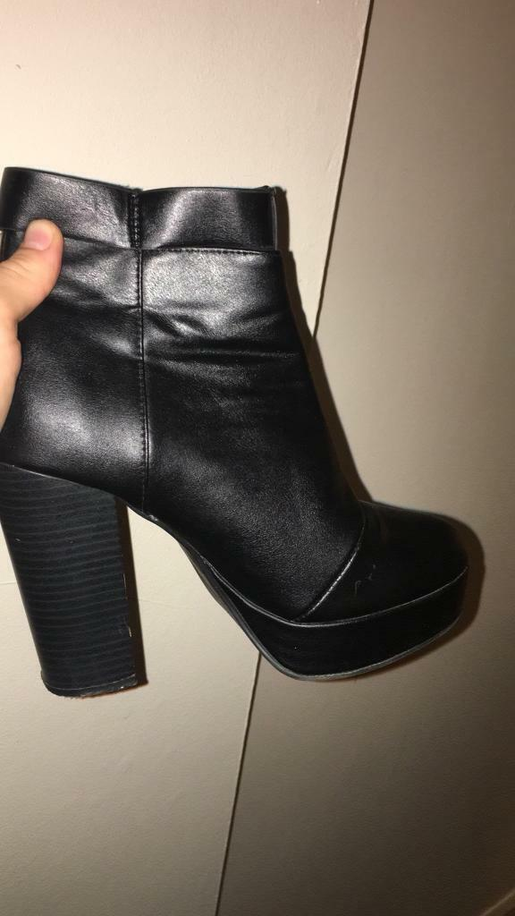 3e6d3048f Size 5 high heels H&M hardly used | in Luton, Bedfordshire | Gumtree