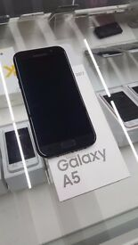 = WITH RECEIPT = BRAND NEW SAMSUNG GALAXY A5 32GB Black *Unlocked* Fully Boxed