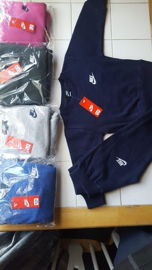 8eac6f86f6b3 Tracksuits any sizes men s and babies Nike ea7