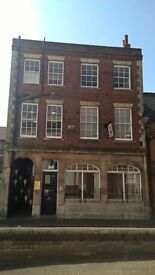 Great value office space in Hull City Centre (Old Town)