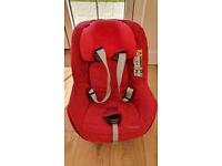 Maxi-Cosi 2 way Pearl i-size Car Seat, 6 Mths - 4 Yrs, 9-18 kg (67-105 cm), £75 ono