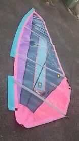 5.7m windsurf sail