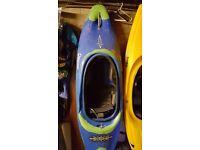 Dagger Outlaw kayak for sale