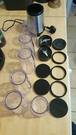 Blender food processor smoothie maker