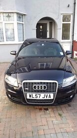 Audi A6 2.0 TDI S-Line Blue Very Good Condition