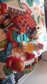 Bag full of toys