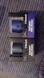 Silvercrest Bluetooth speakers