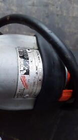 Selling reciprocating saw milwaukee corded 110v very good condition