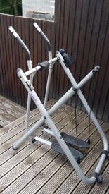 Tony Little Gazelle platinum exercise glidder