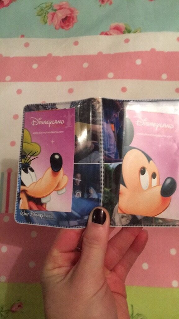 Adult Disneyland Paris Tickets 2 Day Passes
