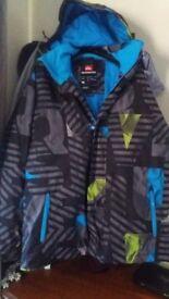 Ski jacket mens Quiksilver