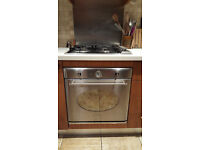 Great condition Smeg built in oven and hob