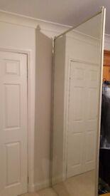 Wardrobe Doors x 3