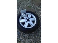 ALLOY WHEEL Renault Grand Scenic 16 Inch Alloy Wheel as in the picture all included
