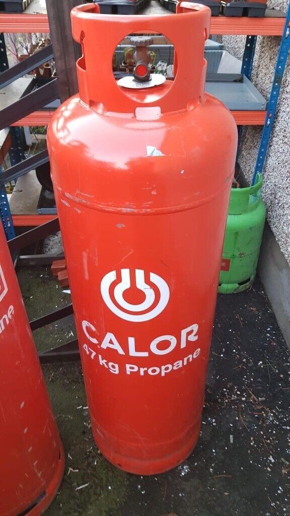 47kg Empty Calor Gas Bottle | in Broxburn, West Lothian ...