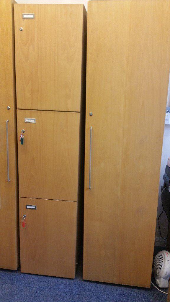 OFFICE LOCKERSS/ CABINETS
