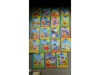 Disney wtp Winnie the pooh book bundle