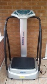 Medicarn vibration massage plate series 300. Paid over £300 new!
